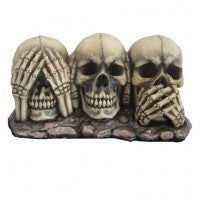 SEE, HEAR & SPEAK NO EVIL
