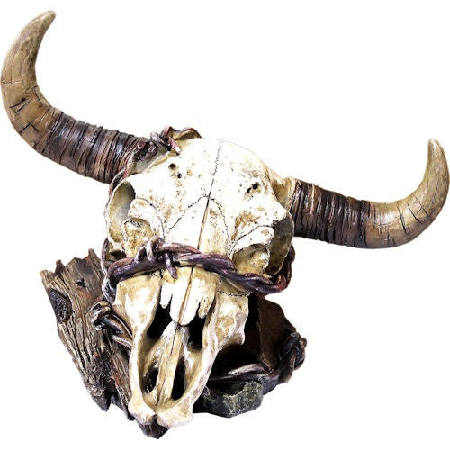 COW SKULL NIGHT LIGHT