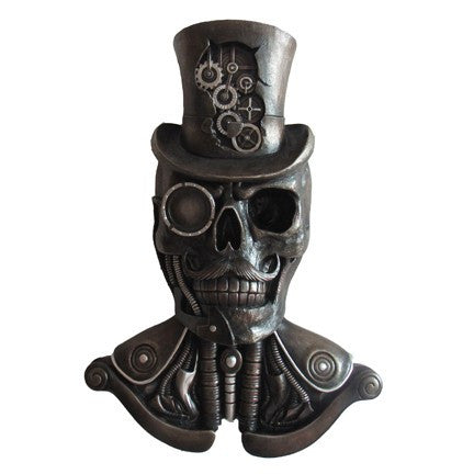 STEAMPUNK BUST WALL
