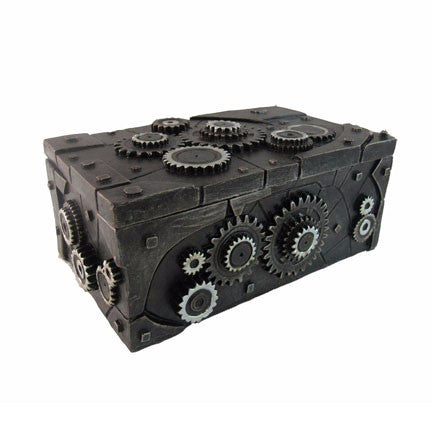 STEAMPUNK TRINKET BOX