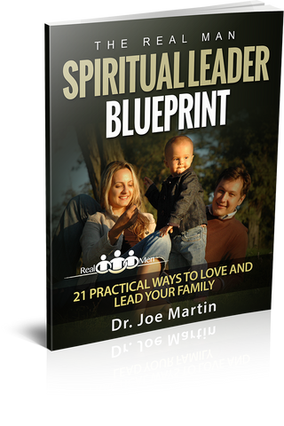 The Real Men Spiritual Leader Blueprint (digital download)