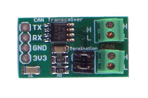 Carloop CAN hitch - a CAN transceiver breakout board