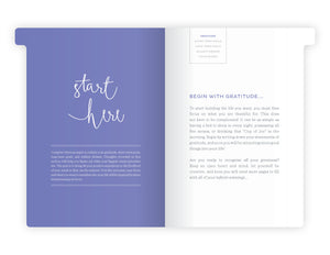 August 2019-August 2020 Midyear Planner - Periwinkle with Silver Foil ($25)