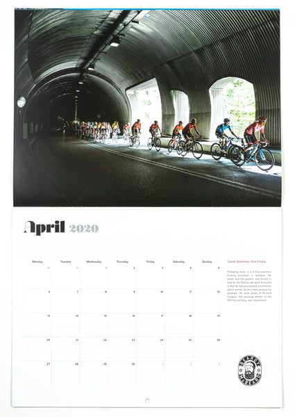 Road Cycling Calendar 2020