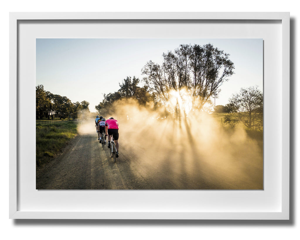 Australia Print 7 - Dirt Roads, Country New South Wales
