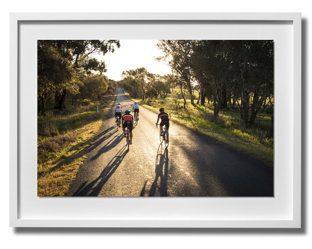 Australia Print 2 - Country Road, New South Wales