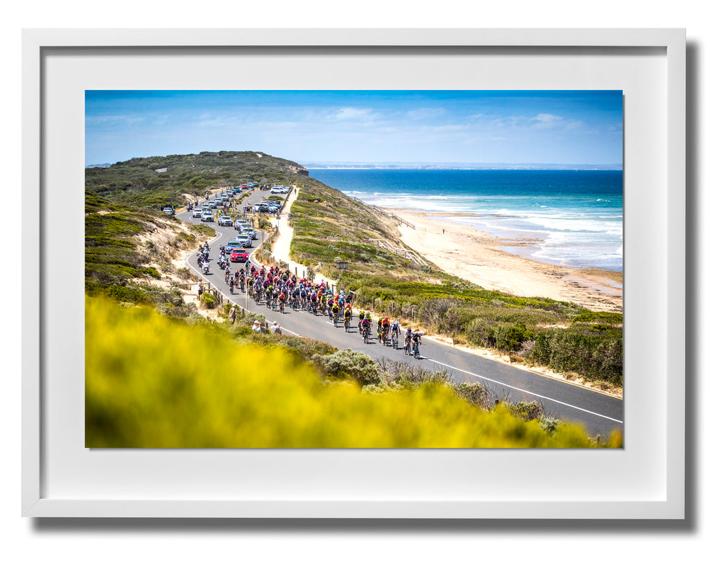 Australia Print 12 - Cadel Evans Great Ocean Road Race 2019