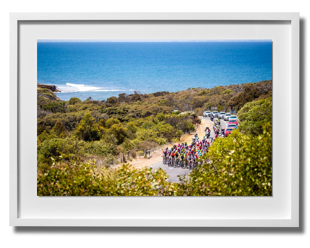 Australia Print 13 - Cadel Evans Great Ocean Road Race 2019