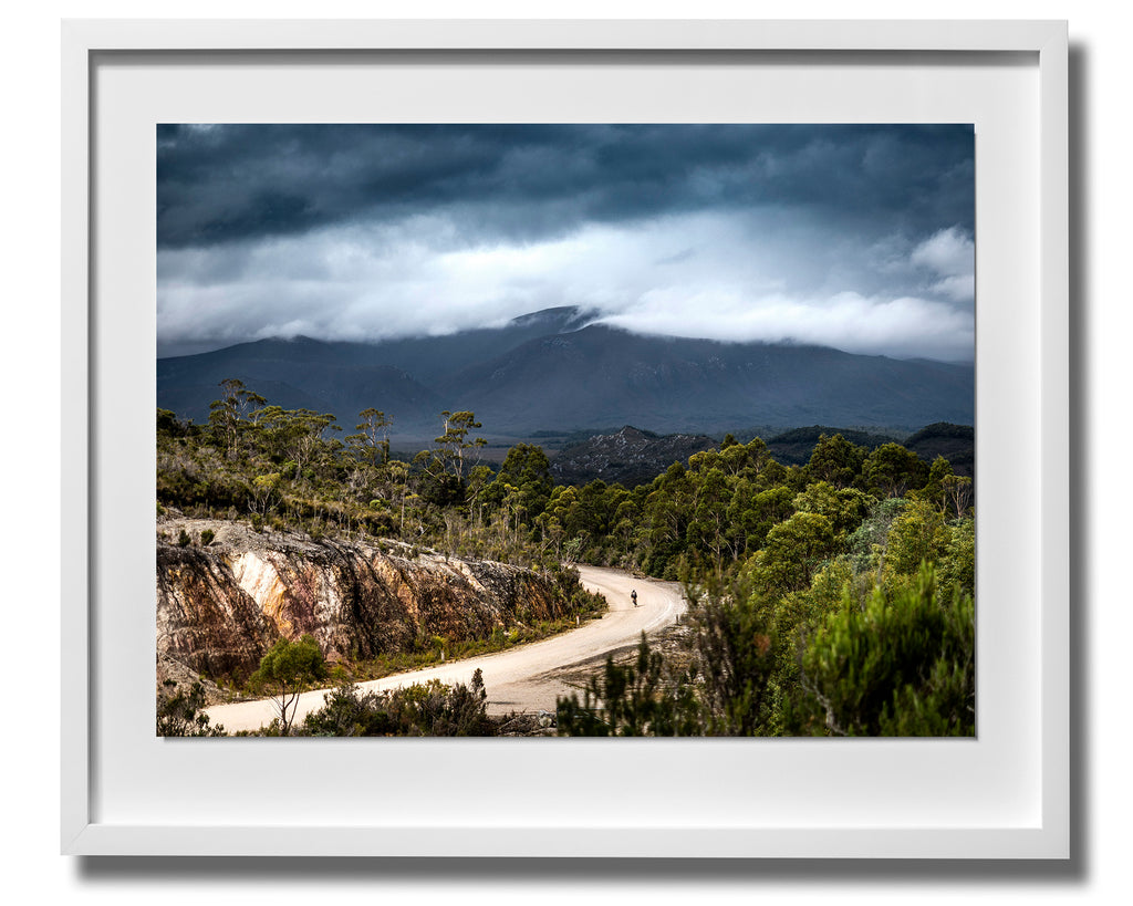 Australia Print 15 - Scotts Peak Road South West Tasmania