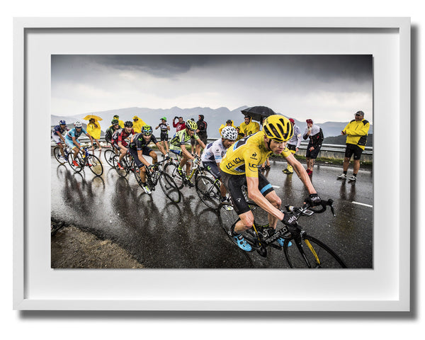Beardy Classics Print 10 - Le Tour de France 2015