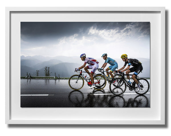 Beardy Classics Print 11 - Le Tour de France 2015
