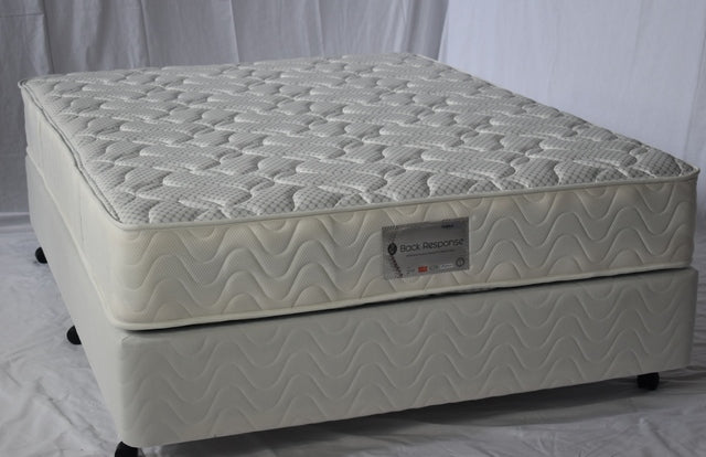Therapedic Back Response Double Mattress Dial A Bed