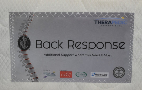 Therapedic Back Response King Mattress