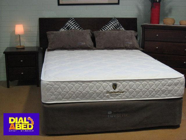 Perfect Posture Extra Firm Queen Mattress Dial A Bed