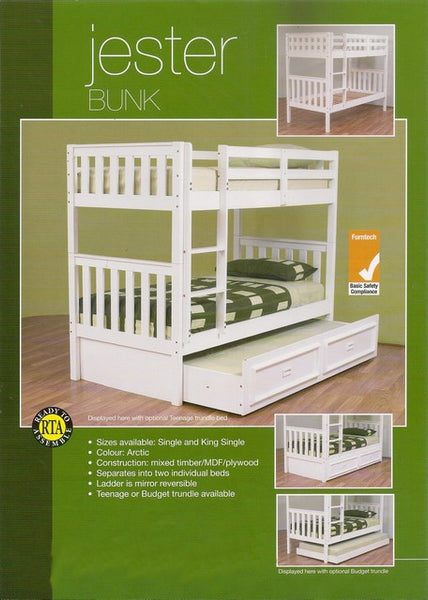 Jester Single Bunk