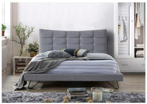 Karla Queen Upholstered Bed Frame
