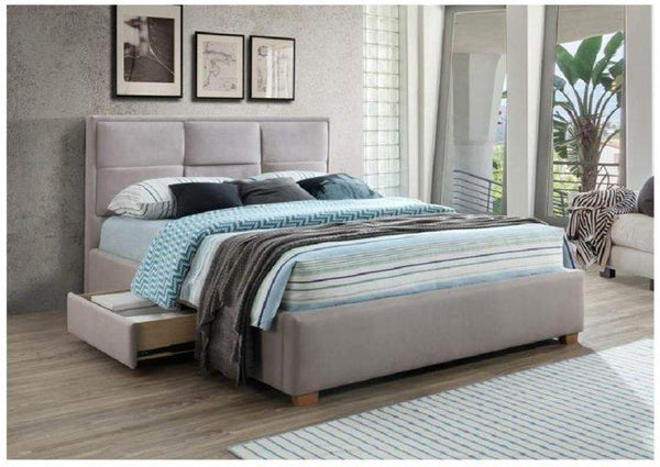 Kingston Queen Upholstered Bed Frame