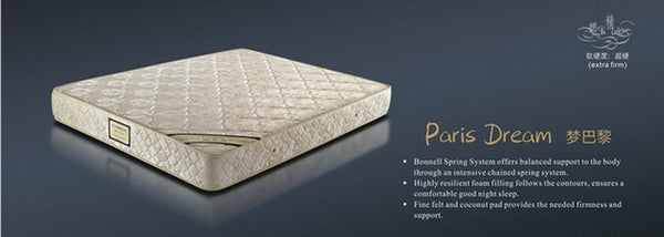 Paris Extra Firm King Mattress