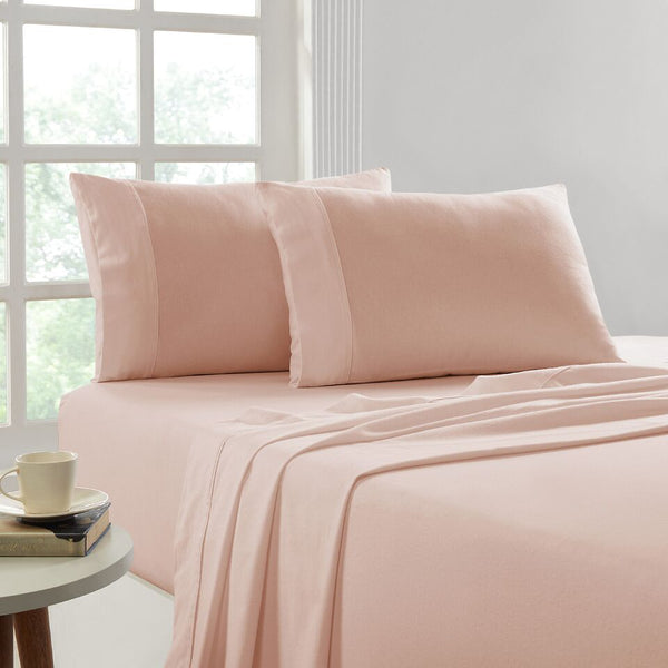 Park Avenue 175 GSM Flannelette Egyptian Cotton Double Sheet Set