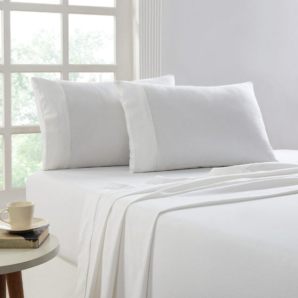 Park Avenue 175 GSM Flannelette Egyptian Cotton Queen Sheet Set
