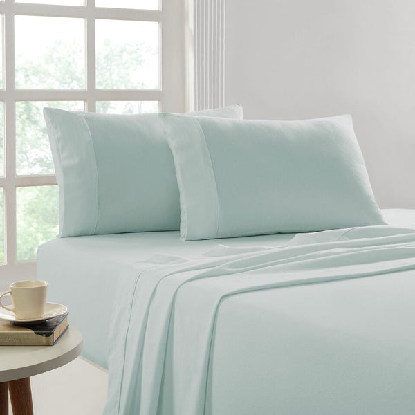 Park Avenue 175 GSM Flannelette Egyptian Cotton Single Sheet Set