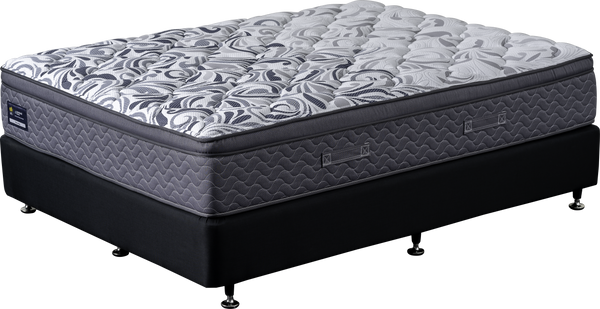 A H Beard Perry King Single Plush Mattress