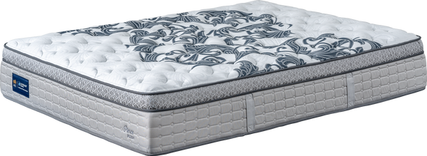 A H Beard Pierce Plush Queen Mattress