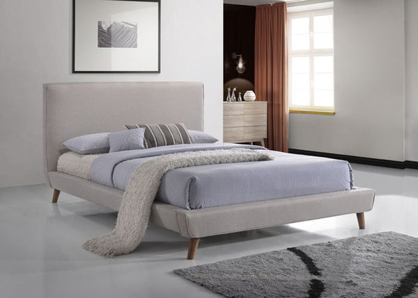 Studio Living King Upholstered Bed Frame Sydney Only