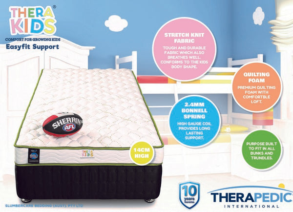 Thera Kids Single Low Profile Mattress