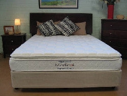 SenseAtech Hour Glass Medium Queen Mattress