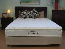 SenseAtech Hour Glass Medium Single Mattress