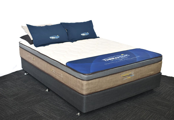 Therawrap Organic Comfort Queen Mattress