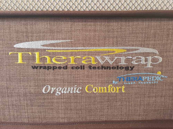 Therawrap Organic Comfort King Single Mattress