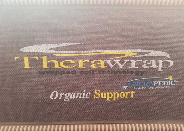 Therawrap Organic Support Single Mattress
