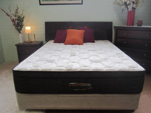 Therawrap Organic Support Firm Single Mattress