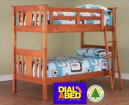 Bowen King Single Bunk