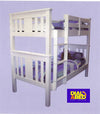 Fraser King Single Timber Bunk Bed