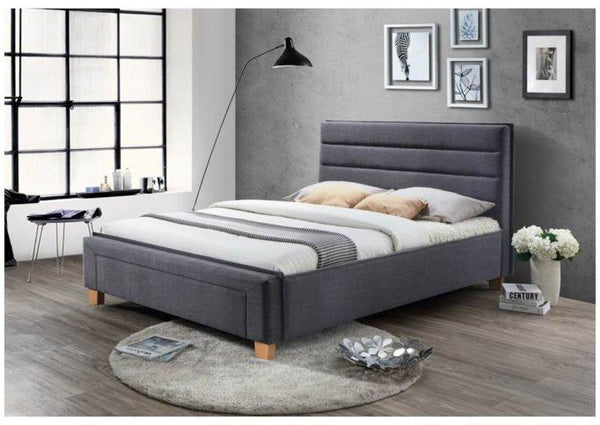 Miami Queen Upholstered Bed Frame