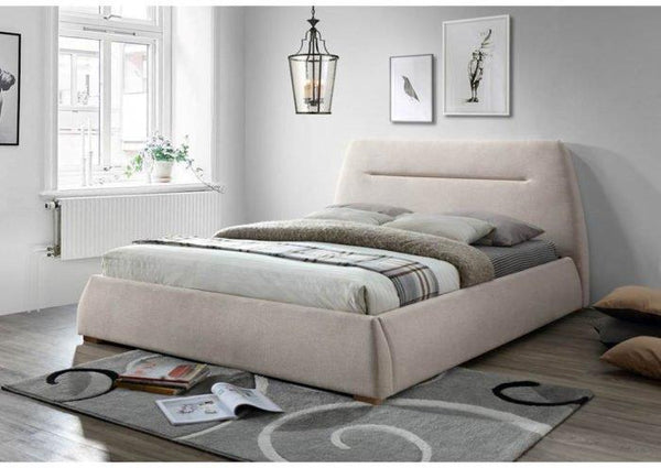Milan Queen Upholstered Bed Frame