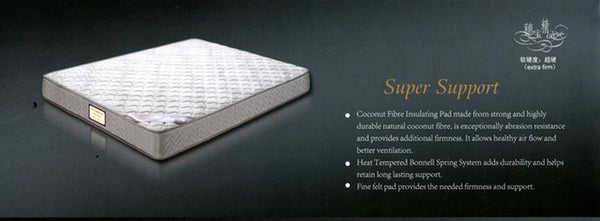 Super Support Extra Firm Double Mattress