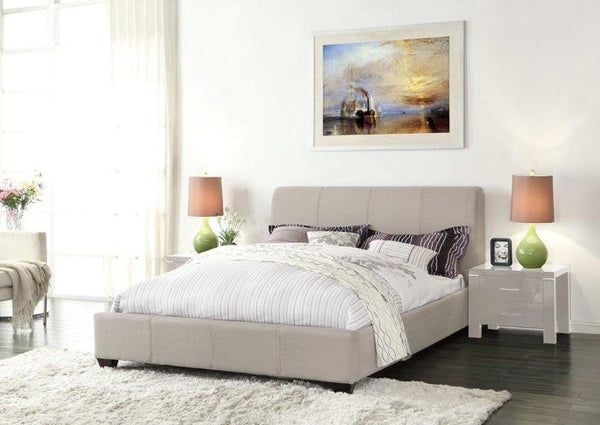 Venice Queen Upholstered Bed Frame