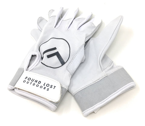 Found Lost Outdoors SCL1 100% Seamless Leather Palm Batting Gloves,  Found Lost Outdoors Baseball Batting Gloves - Found Lost Outdoors