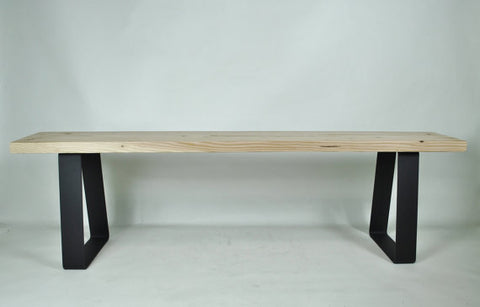 "LIMITED TIME SALE!!!48"" Metro Bench - Free Shipping!,  Furniture - Found Lost Outdoors"