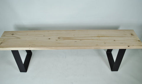 "LIMITED TIME SALE!!! 60"" Metro Bench - Free Shipping!,  Furniture - Found Lost Outdoors"