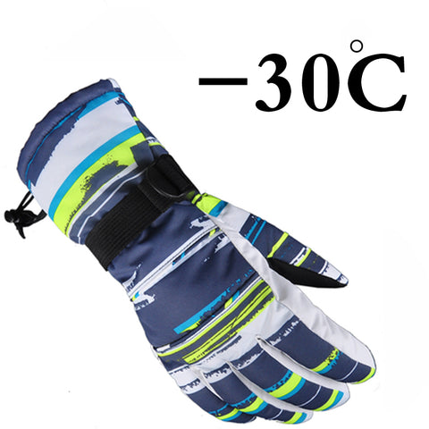 Snowboard or Ski Gloves | Rated to -22°F / -30°C,   - Found Lost Outdoors