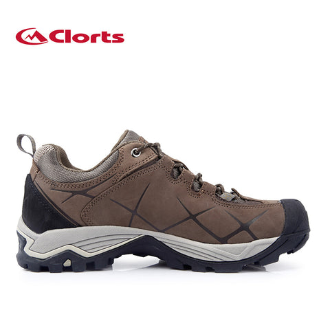 Clorts - Men's Genuine Leather Mountain Shoes,   - Found Lost Outdoors