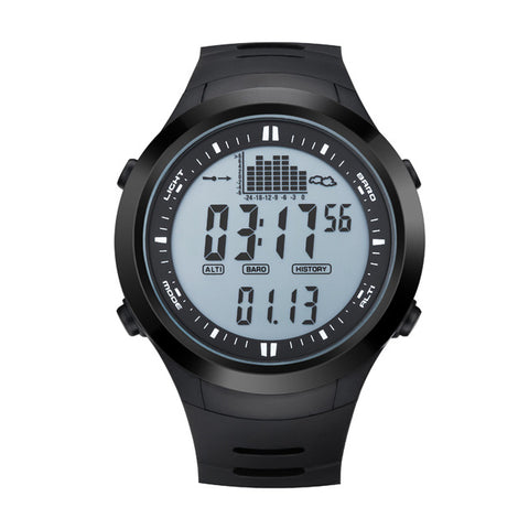 Men's Digital Watch | Altimeter Barometer Thermometer,   - Found Lost Outdoors