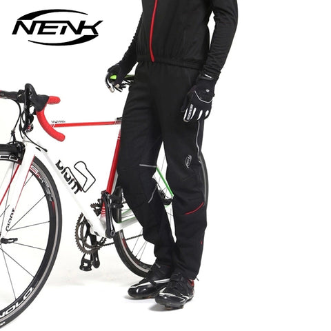 NENK - Windproof Thermal Cycling Pants