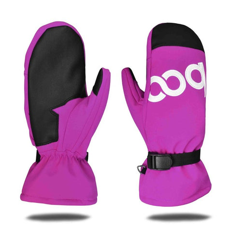 Waterproof Thermal Unisex Winter Gloves,   - Found Lost Outdoors
