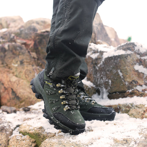 Men's Break Out Winter Snow Boots,   - Found Lost Outdoors